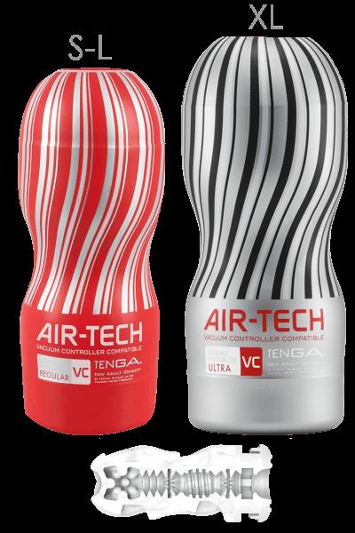 Masturbator airTech S-L, XL