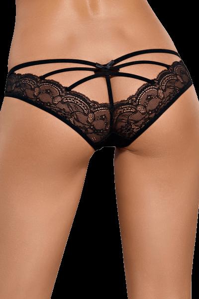 Panty in black