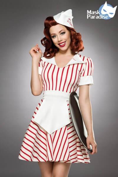 American Diner Girl