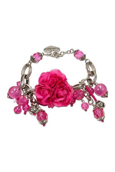 Armkette mit Blumen