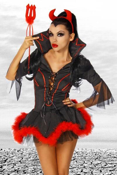 Teufels Kostüm