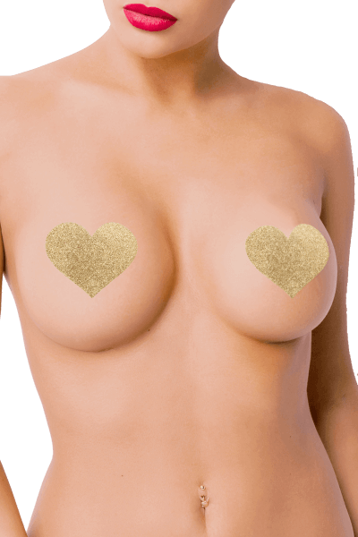 Nipple Pasties Herz