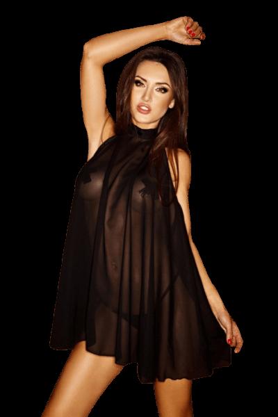Sexy Chiffon Kleid
