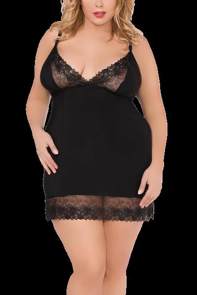 Nachtkleid Plus Size