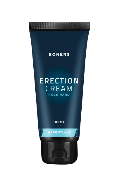Erektionscreme - Erection Cream