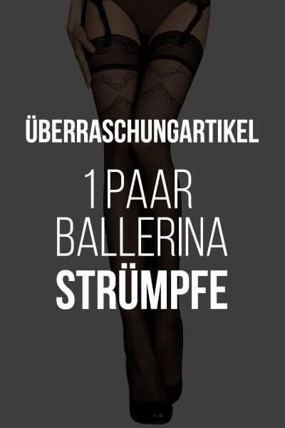 Überraschungsartikel Strümpfe L/XL