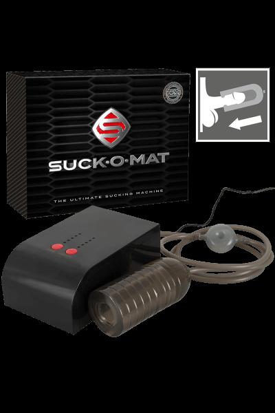 Masturbator Suck-O-Mat