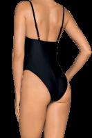 Sexy Badeanzug schwarz