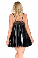 Wetlook Babydoll Plus Size