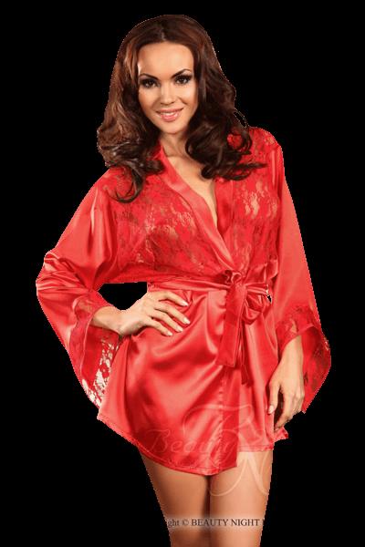 Kimono in rot