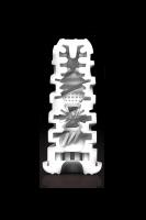 AIR-TECH Twist Cup Noppen S-L - Enge verstellbar - Wiederverwendbar von Tenga