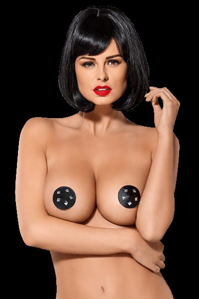 Nipple Pasties mit Nieten