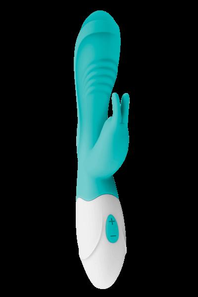 G-Punkt Vibrator - 20cm türkis