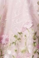 3tlg. Luxus Dirndl in rosa