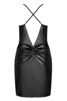 Wetlook Kleid Plus Size
