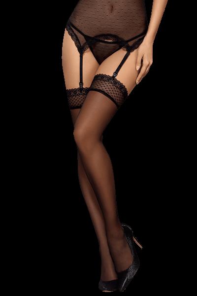Stockings Schwarz