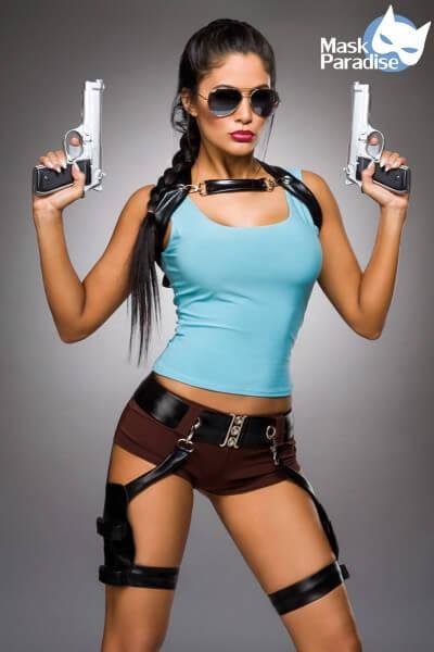 Sexy Lara Kostüm