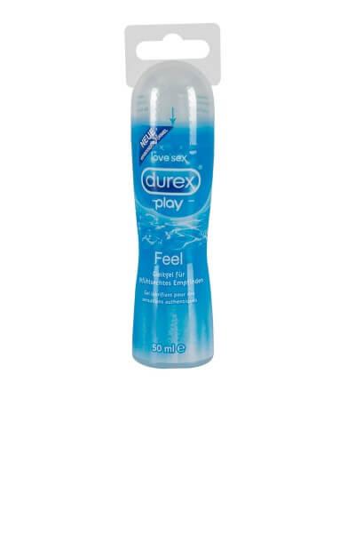 Gleitgel Feel - Durex Play 50ml