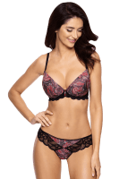 Push-Up BH mit Muster