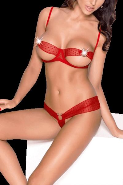 Tight Sensation red