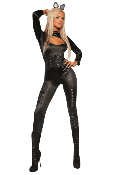 Catwoman Overall