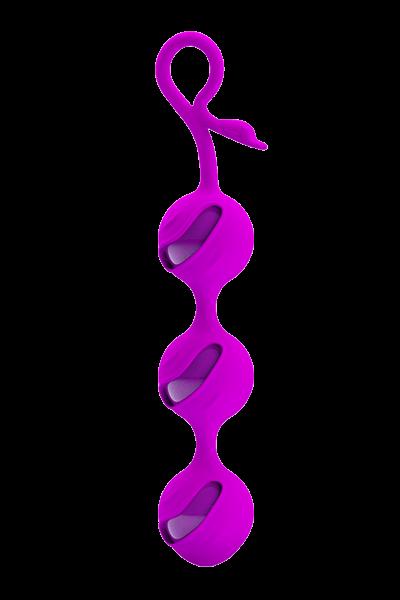 Liebeskugeln lila - 136g