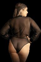 Plus Size Body transparent