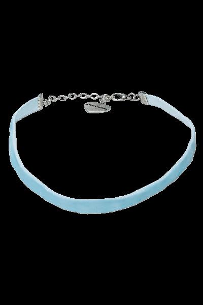 Alpenflüstern Kropfband hellblau