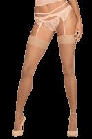 Straps-Stockings nude