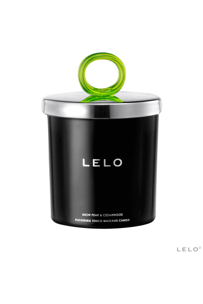 Lelo - Massagekerze - Snow Pear & Cedarwood