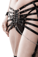 4tlg. Straps-Set mit Bändern