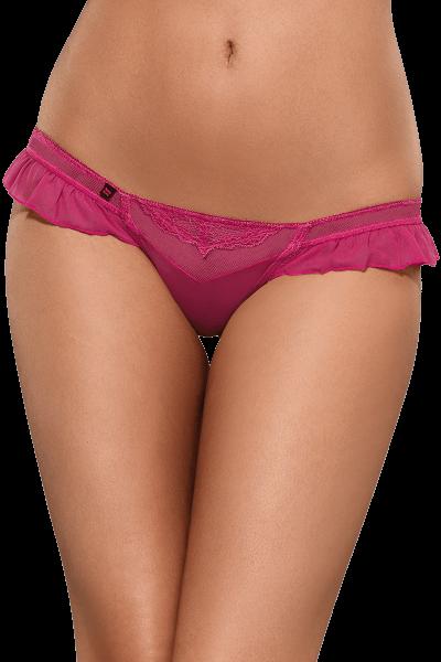 String Tanga in pink