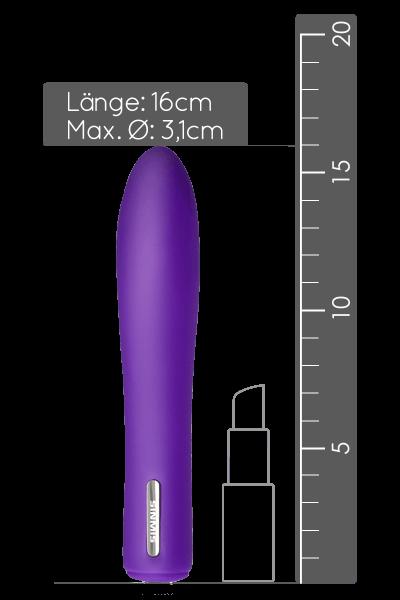 Mini Kugelvibrator - 16cm