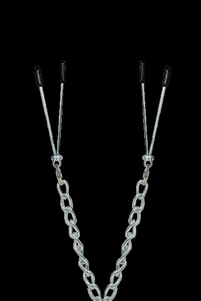 Nippelkette mit Pinzetten
