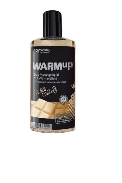 Massageöl - Warm Up White Chocolate - Joy Division