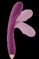flexibler G-Punkt Vibrator - 22cm