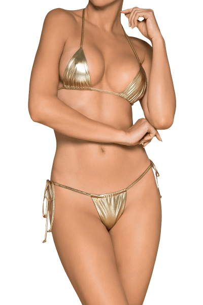 Micro Bikini gold