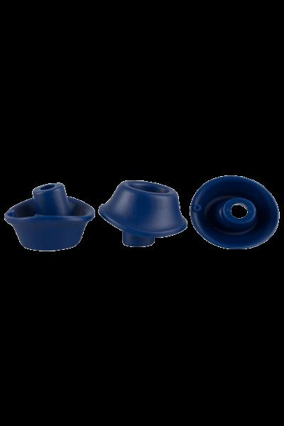 3er Pack Ersatzkappen - Womanizer® - blau