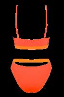 Sportlicher Bikini orange