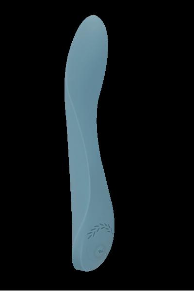 G-Punkt Vibrator mit Augenbinde - 20cm