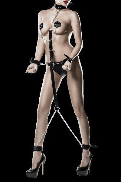 3tlg. Bondage-Set