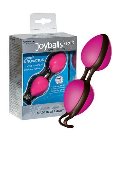 Liebeskugeln - Joy Division Joyballs secret pink