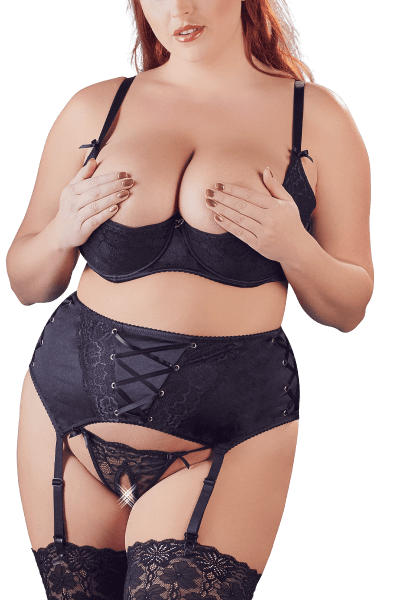 Straps-Set Plus Size