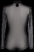 Body transparent schwarz