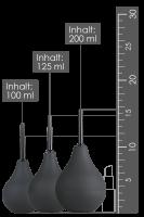 Intimdusche mit Steck-Aufsatz S/M/L