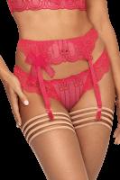Strapsgürtel in pink