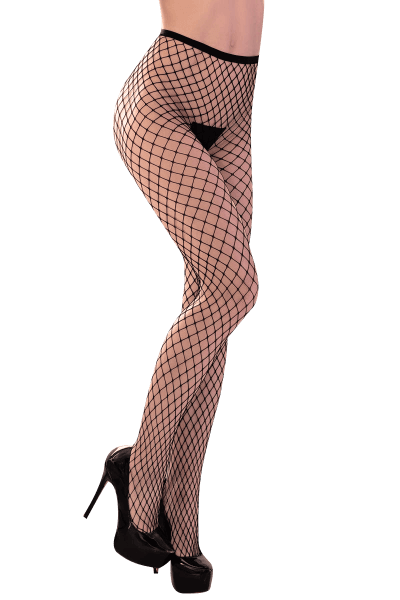 Strumpfhose aus Netz