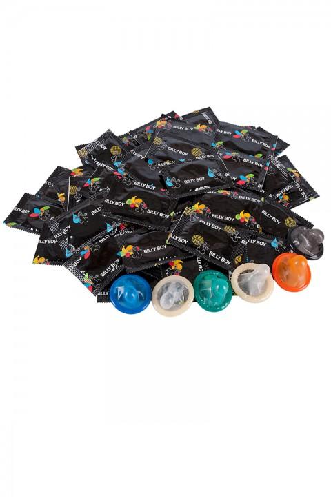 Kondome - Billy Boy 100er Mix