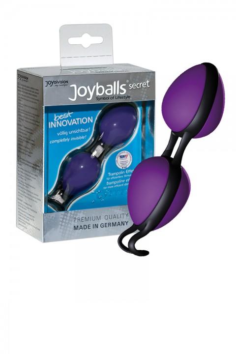 Liebeskugeln - Joy Division Joyballs secret lila