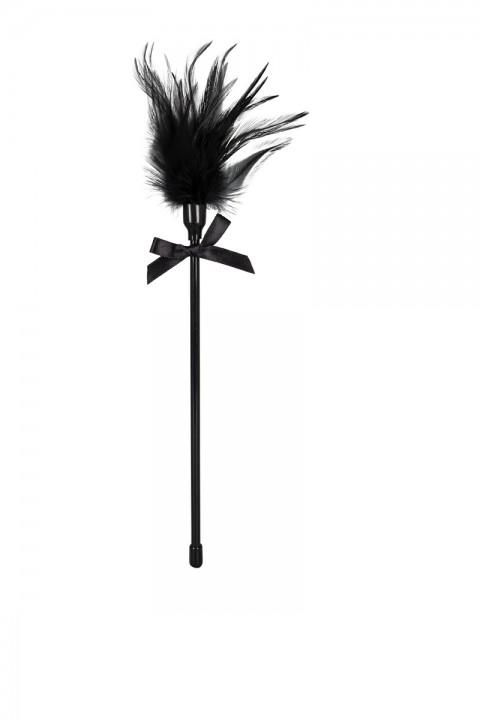 Federspielzeug schwarz - Bad Kitty